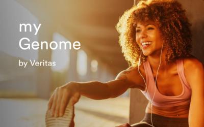MY GENOME by VERITAS: El test genético más completo del mundo