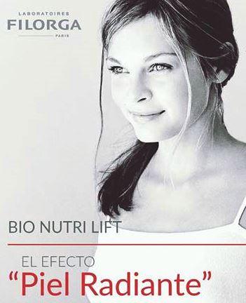 Bio Nutri Lift con ácido hialurónico y vitaminas para una piel perfecta e hidratada.