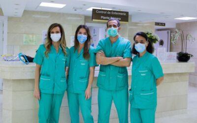 Médicos de FEMM nos cuentan su experiencia al cambiar su especialidad médica por unos días: voluntarios para luchar contra el COVID