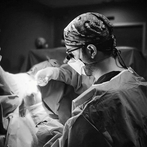 Dr. Ismael Gonzalez quirófano