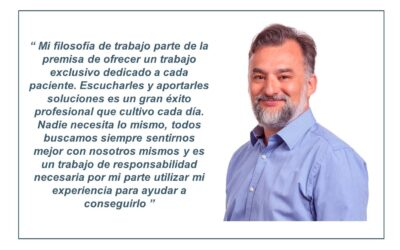 Hoy entrevistamos al Dr. Eduardo Avilés Martín, cirujano plástico de FEMM
