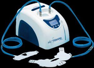Máquina de hiloterapia.