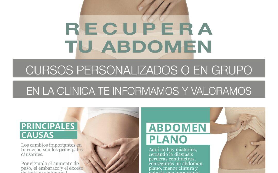 Recupera tu abdomen