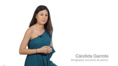 Aumento de pecho y rinoplastia · Caso 1