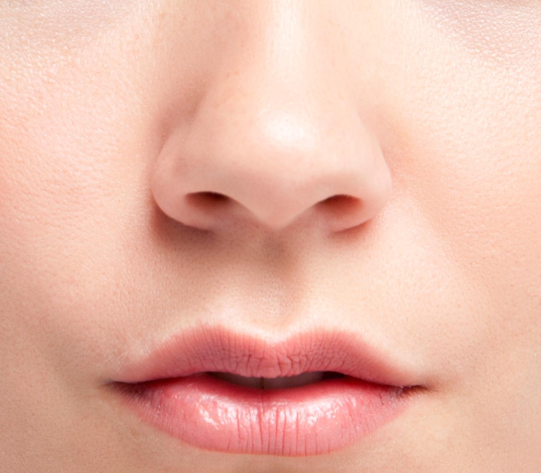 ¿Cómo es la punta de tu nariz?