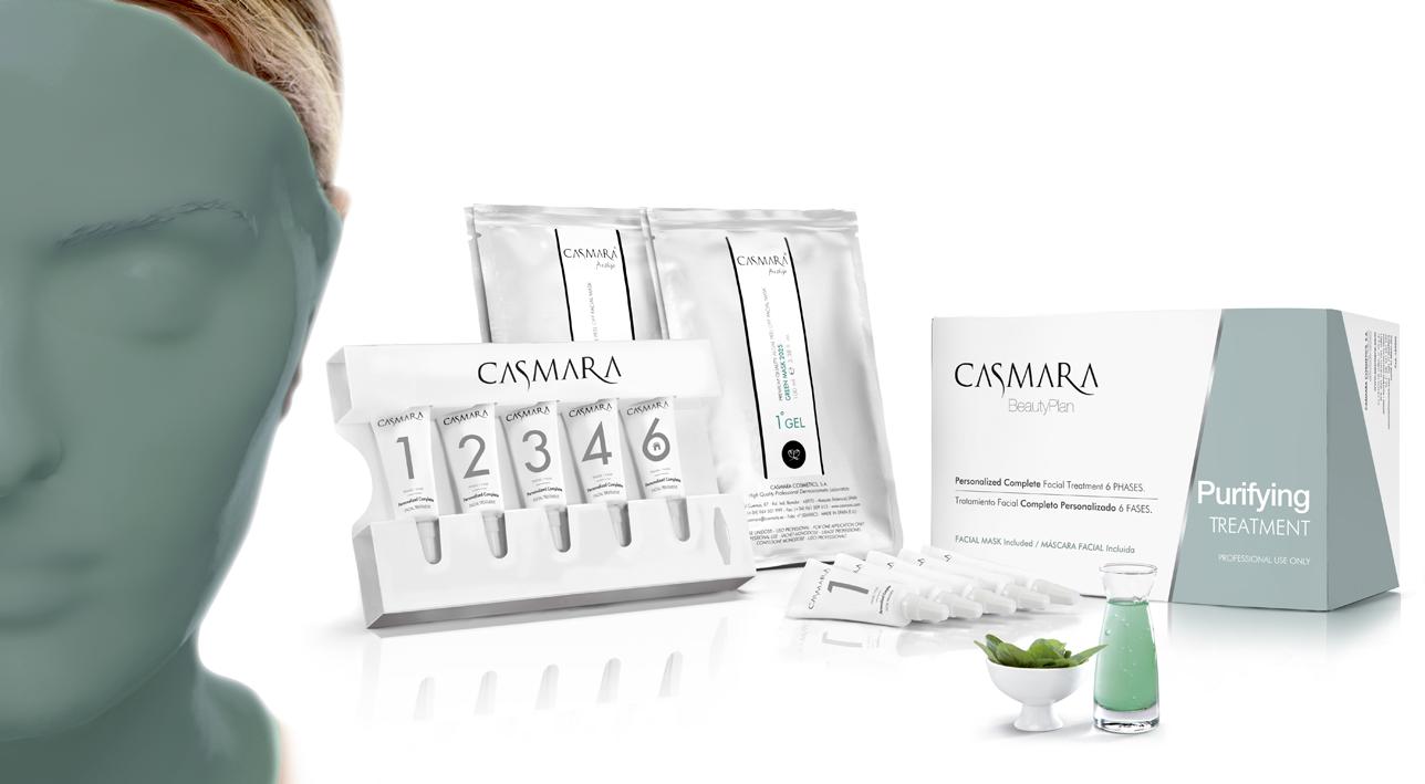Tratamiento facial CASMARA PURIFYING