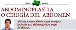 """Entrevista en la revista """"Diplomacia Siglo XXI"""" al dr. Ramón Calderón Nájera"""