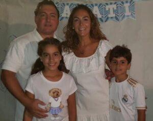 Para el doctor Aznar, la familia es su máxima prioridad