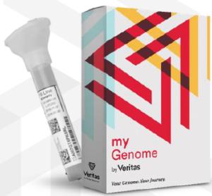 Kit necesario para el test genético