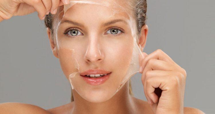 El peeling es un excelente tratamiento para rejuvenecer nuestra piel